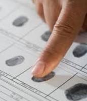 1) Getting Fingerprinted