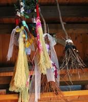 Ecclectic Handmade Brooms