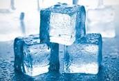3.Ice Cubes