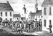 Quarting Act Riot