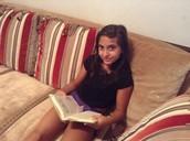 I love reading books