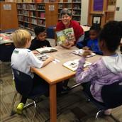 Ms. Ferrand- Library/Media Specialist