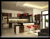 Sleek Kitchens