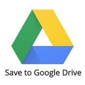 Saving Directly to your Google Drive