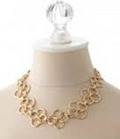 CROSBY LINK NECKLACE $45 (65% OFF)
