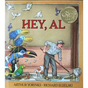 """Hey, Al"" by Arthur Yorinks"