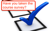 Student Course Survey