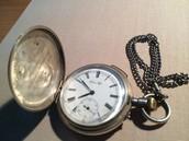 שעון כיס שוויצרי
