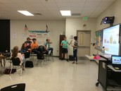 Kahoot in the Class