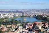 Antananarivo (Capital of Madagascar)