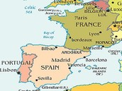 France and Spain