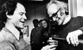 David Hubel and Torsten Wiesel