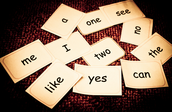 Sight Words of the Week