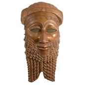 Bronze Head of Sargon