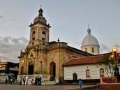 Templo parroquial San Miguel Arcángel