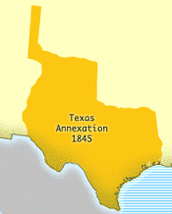 annexing Texas