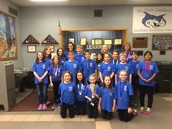 Congratualtions to our Science Olympiad Team!
