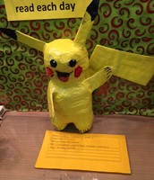 Pikachu by Matthew