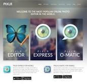 Trabajos de Pixlr Express.