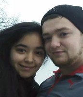 Brett and I