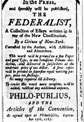 Federalists Important Info.