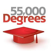 55,000 Degrees Scholarship Database
