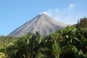 General Information About the Arenal Volcano