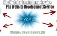 PHP Web Development Service