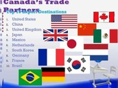 Canada's trading partners!
