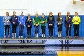 Girls Medal Winners