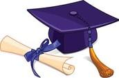 Graduación y día de celebración de los estudiantes de 5o  grado