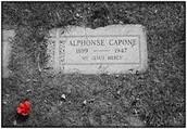 Al's tomb stone