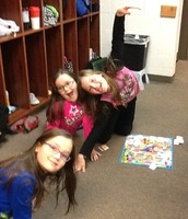 Friendly Game of Candyland!