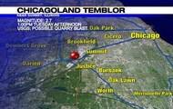Chicagoland Temblor