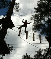 Flagstaff Extreme Ropes Courses!