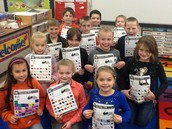 November Book-It Kids
