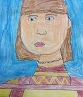 Renaissance Portraits by Fourth Grade
