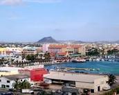 Oranjestad (capital)