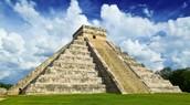 Mayan Step Pyramid