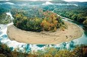 how pepple can fine the buffalo river.