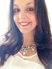 Kristy McKillop, Senior Stylist, Stella & Dot