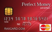 Perfect Money Debit card