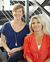 Contact - Molly Brundage and Cheri Smith