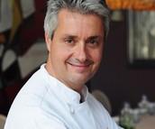 Fernando Canales. Michelin Star Chef.