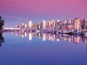 La ville de Vancouver
