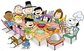 Thankgiving Luncheon