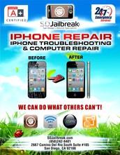 Idea In Seeking Hillcrest iPad Repair service