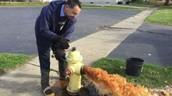 The change of Flints Water Source!