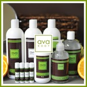 Enjoy our avaBody line for the entire family!
