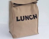 Your student will need a sack lunch.